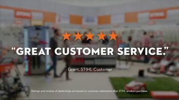 STIHL TV Spot, 'Not Sold at Lowe's or The Home Depot' Song by Sacha James Collisson - Thumbnail 5