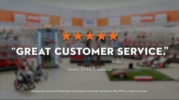 STIHL TV Spot, 'Not Sold at Lowe's or The Home Depot' Song by Sacha James Collisson - Thumbnail 6