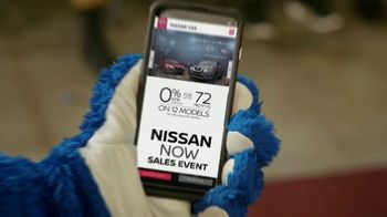 Nissan Now Sales Event TV Spot, 'Time Is Running Out' [T2] - Thumbnail 8