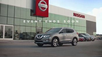 Nissan Now Sales Event TV Spot, 'Time Is Running Out' [T2] - Thumbnail 5
