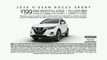 Nissan Now Sales Event TV Spot, 'Time Is Running Out' [T2] - Thumbnail 6