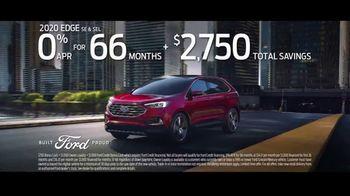 2020 Ford Edge TV Spot, 'Super-Computer' Song by Saint Motel [T2] - Thumbnail 8