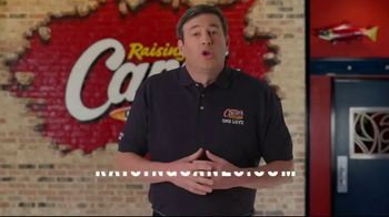 Raising Cane's TV Spot, 'Here to Serve You' - Thumbnail 8