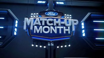 Ford Match-Up Month TV Spot, 'Reigning MVP: SUVs' [T2] - Thumbnail 1