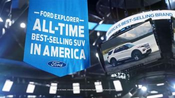 Ford Match-Up Month TV Spot, 'Reigning MVP: SUVs' [T2] - Thumbnail 7