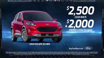 Ford Match-Up Month TV Spot, 'Reigning MVP: SUVs' [T2] - Thumbnail 8