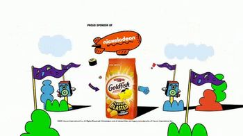 Goldfish Flavor Blasted TV Spot, 'Nickelodeon: Bold Flavor' - Thumbnail 9