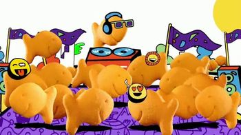 Goldfish Flavor Blasted TV Spot, 'Nickelodeon: Bold Flavor'