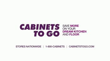 Cabinets To Go Annual Spring Kitchen Sale TV Spot, 'Recent Discovery' Featuring Bob Vila - Thumbnail 8