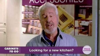 Cabinets To Go Annual Spring Kitchen Sale TV Spot, 'Recent Discovery' Featuring Bob Vila - Thumbnail 4