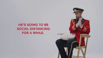Hotels.com TV Spot, 'Social Distancing' - Thumbnail 4