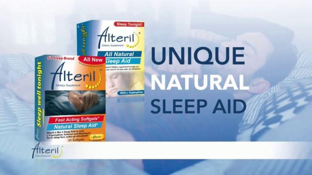 Alteril TV Commercial, 'Restful Sleep'