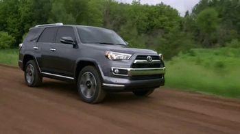 2020 Toyota 4Runner TV Spot, 'Western Washington Road Trip' Feat. Danielle Demski, Ethan Erickson [T2] - Thumbnail 3