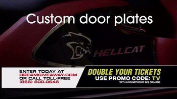 Dream Giveaway TV Spot, 'Hellcat