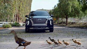 Hyundai Spring Sales Event TV Spot, 'Duck Crossing' [T2] - Thumbnail 2