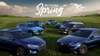 Hyundai Spring Sales Event TV Spot, 'Duck Crossing' [T2] - Thumbnail 8