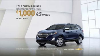 2020 Chevrolet Equinox TV Spot, 'How It Works' [T2] - Thumbnail 7