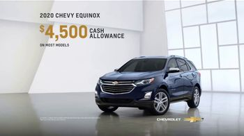2020 Chevrolet Equinox TV Spot, 'How It Works' [T2] - Thumbnail 6