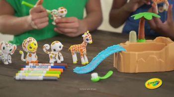 Scribble Scrubbie Pets TV Spot, 'Go Wild' - Thumbnail 4