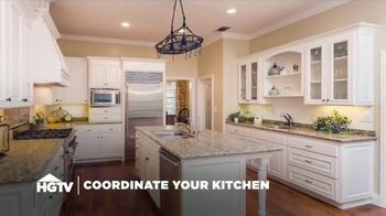 Cabinets To Go TV Spot, 'HGTV: Coordinate Your Kitchen'
