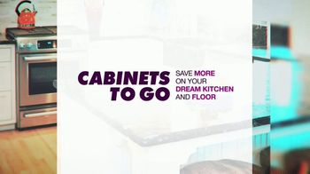 Cabinets To Go TV Spot, 'HGTV: Coordinate Your Kitchen' - Thumbnail 6