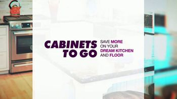 Cabinets To Go TV Spot, 'HGTV: Coordinate Your Kitchen' - Thumbnail 7