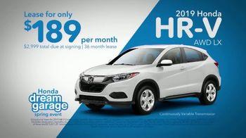 Honda Dream Garage Spring Event  TV Spot, 'Check' [T2] - Thumbnail 6