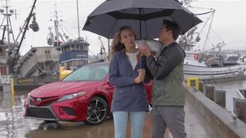 2020 Toyota Camry TV Spot, 'Road Trip: Seafood' Featuring Danielle Demski, Ethan Erickson [T2] - 493 commercial airings