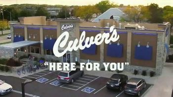 Culver's TV Spot, 'Here for You' - Thumbnail 1