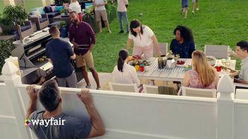 Wayfair TV Spot, 'The Perfect Outdoor Spot' - Thumbnail 2