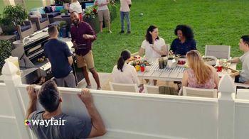 Wayfair TV Spot, 'The Perfect Outdoor Spot' - Thumbnail 3
