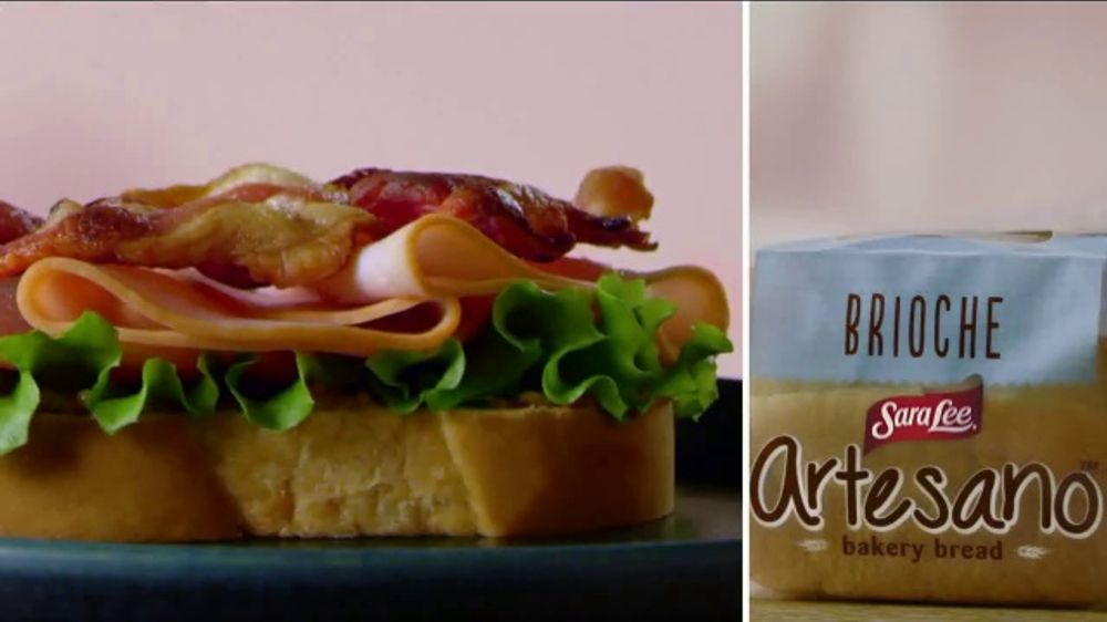 Sara Lee Artesano TV Commercial, 'The Art of the Sandwich'