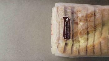Sara Lee Artesano TV Spot, 'The Art of the Sandwich' - Thumbnail 1