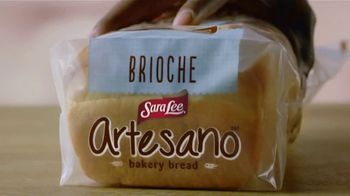 Sara Lee Artesano TV Spot, 'The Art of the Sandwich' - Thumbnail 4