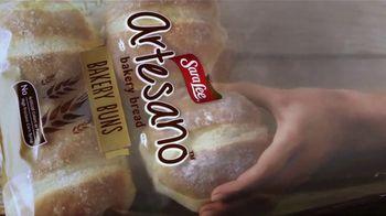 Sara Lee Artesano TV Spot, 'The Art of the Sandwich' - Thumbnail 6