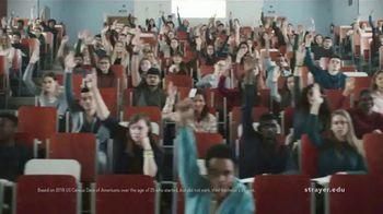 Strayer University TV Spot, 'Modern Education' - Thumbnail 7