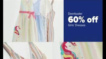 Belk Days TV Spot, 'Kim Rogers Apparel, Men's Sportswear, Girls Dresses' - Thumbnail 8