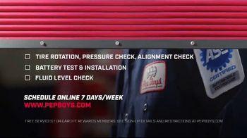 PepBoys TV Spot, 'Go Further: Free Service Checks' - Thumbnail 10