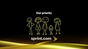 Sprint TV Spot, 'Our Priority: Safety: iPhone 11'