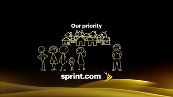 Sprint TV Spot, 'Our Priority: Safety: iPhone 11' - Thumbnail 3