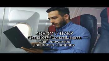 Zain Jeewanjee Insurance Company TV Spot, 'Event Cancellation Insurance' - Thumbnail 5