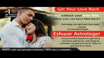 Eshwar Astrologer TV Spot, '55 Years of Experience' - Thumbnail 1