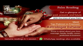 Eshwar Astrologer TV Spot, '55 Years of Experience' - Thumbnail 3