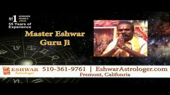 Eshwar Astrologer TV Spot, '55 Years of Experience' - Thumbnail 4