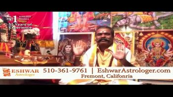 Eshwar Astrologer TV Spot, '55 Years of Experience' - Thumbnail 5