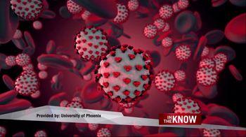 University of Phoenix TV Spot, 'In the Know: Coronavirus' - Thumbnail 1