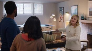 XFINITY Internet + TV TV Spot, 'Reimagined Basement' Featuring Amy Poehler - Thumbnail 3