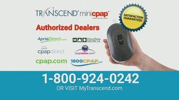 Transcend miniCPAP TV Spot, 'Risk-Free' - Thumbnail 9