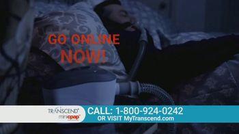Transcend miniCPAP TV Spot, 'Risk-Free' - Thumbnail 4
