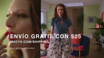Macy's Venta VIP TV Spot, 'Envío gratis con $25 dólares' [Spanish] - Thumbnail 7
